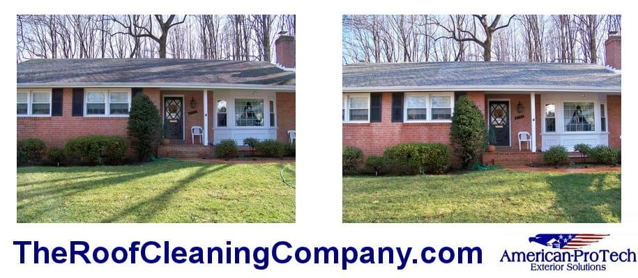Roof Cleaning Fairfax