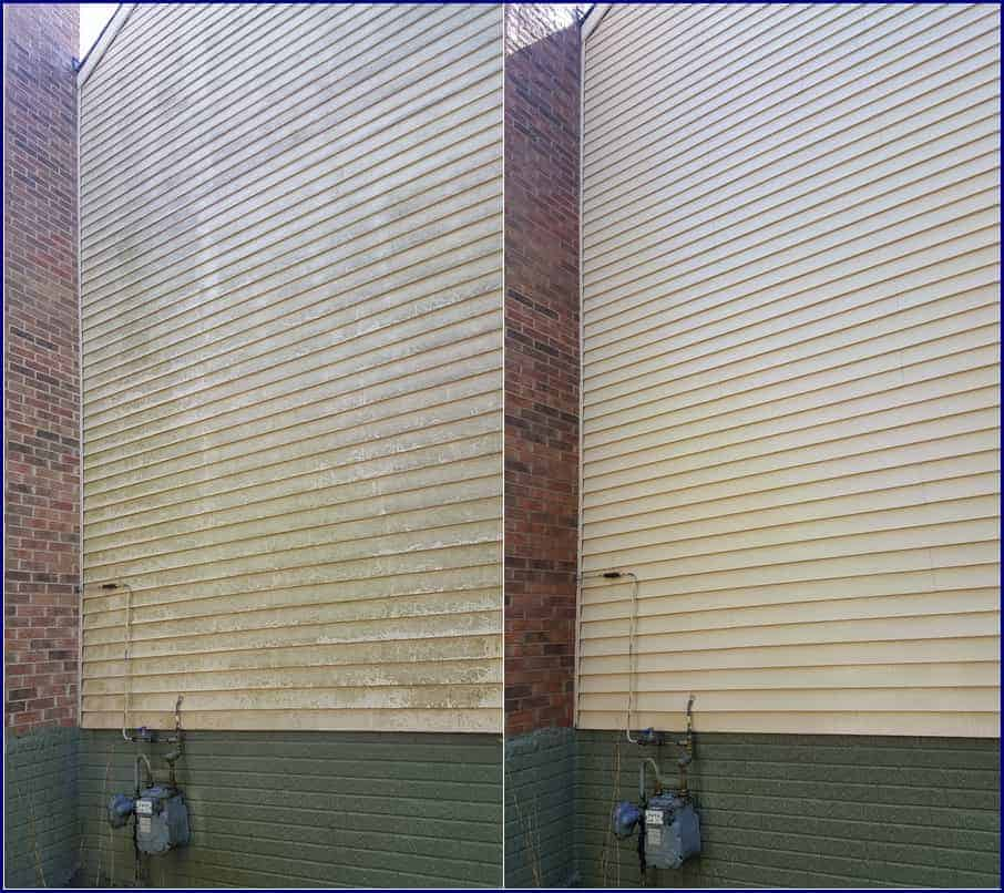 Burke S Premier Low Pressure Exterior Cleaning Company